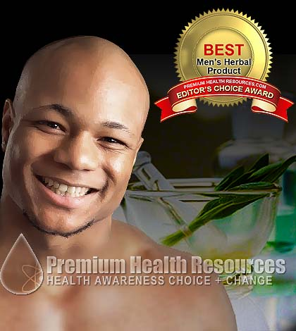TOP-Rated Men's Herbal Product